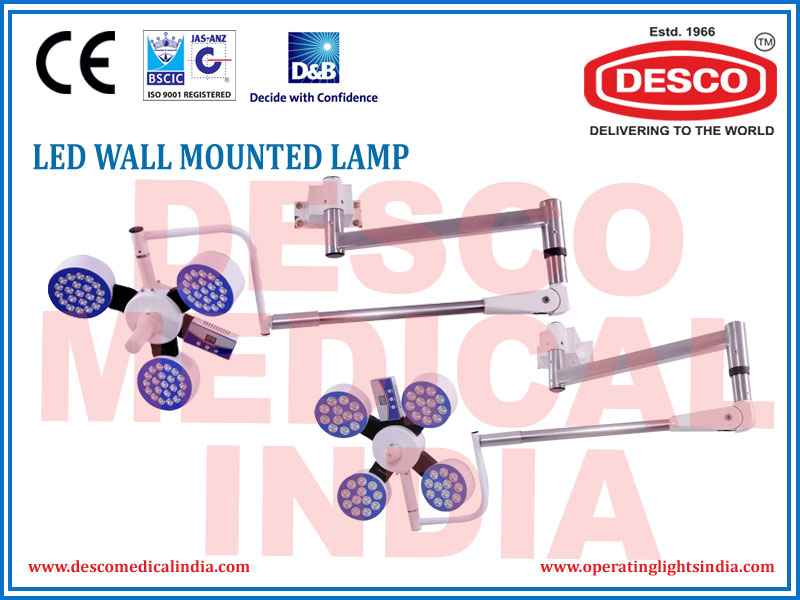 LED WALL MOUNTED LAMP