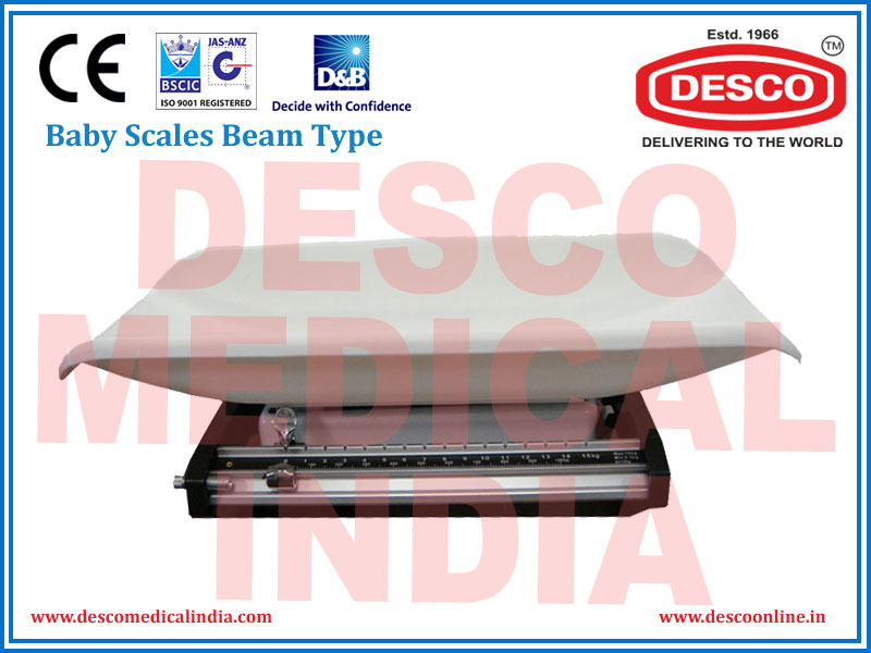 Baby Scales Beam Type