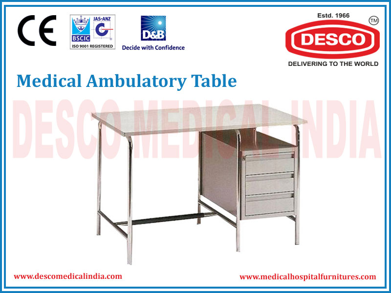 Hospital Ambulatory Table
