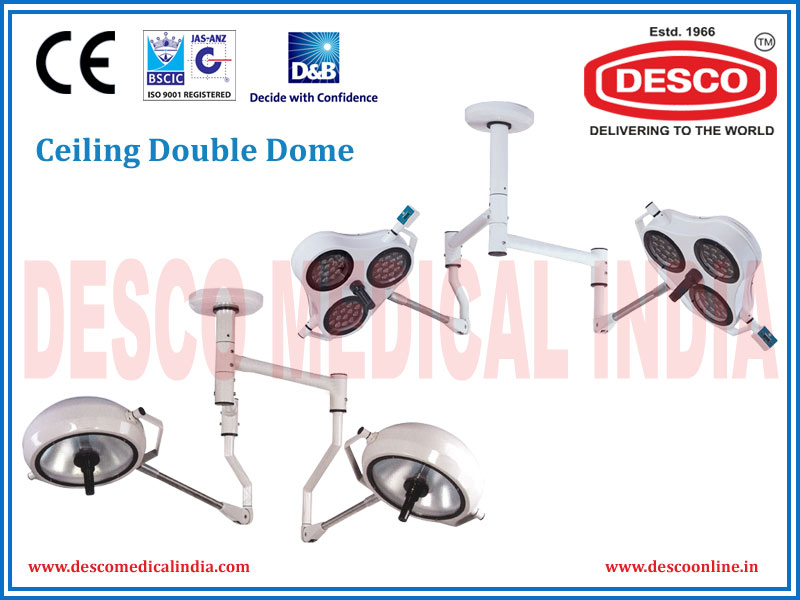 Ceiling Double Dome