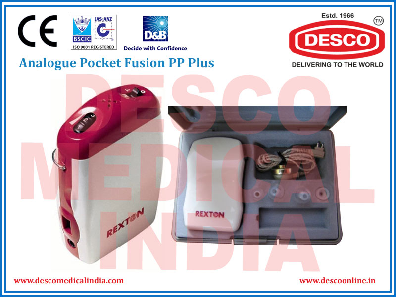 ANALOGUE POCKET FUSION PP PLUS
