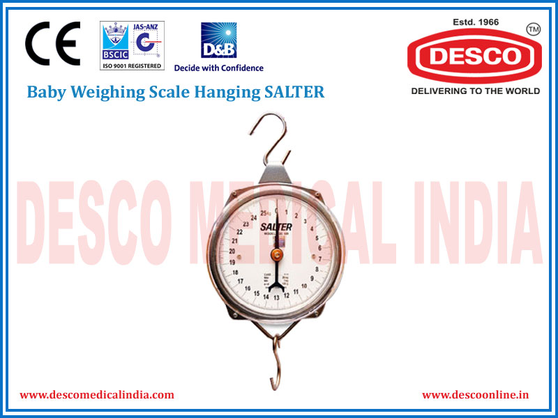 BABY WEIGHING SCALE HANGING SALTER