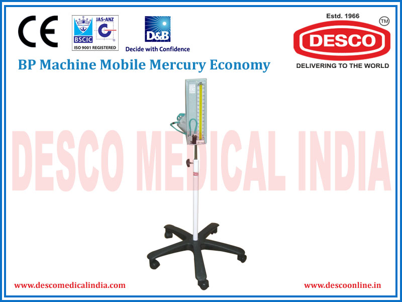 BP MACHINE MOBILE MERCURY PU BASE