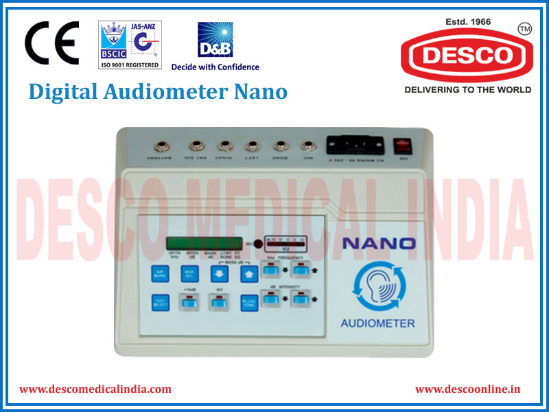 DIGITAL AUDIOMETER NANO