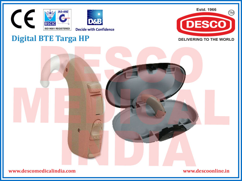 DIGITAL BTE TARGA HP