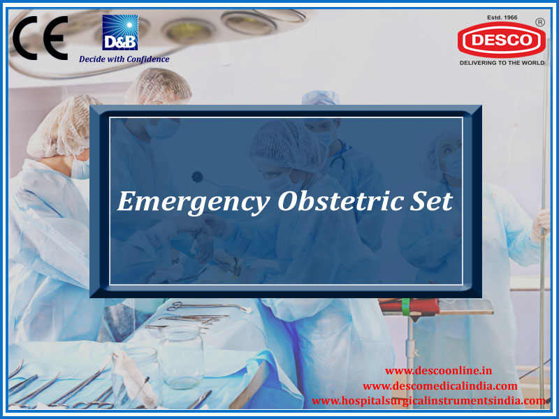 EMERGENCY OBSTETRIC SET