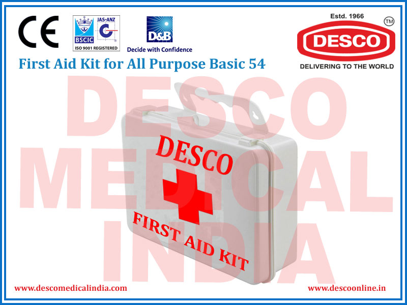 FIRST AID KIT FOR ALL PURPOSE BASIC 88