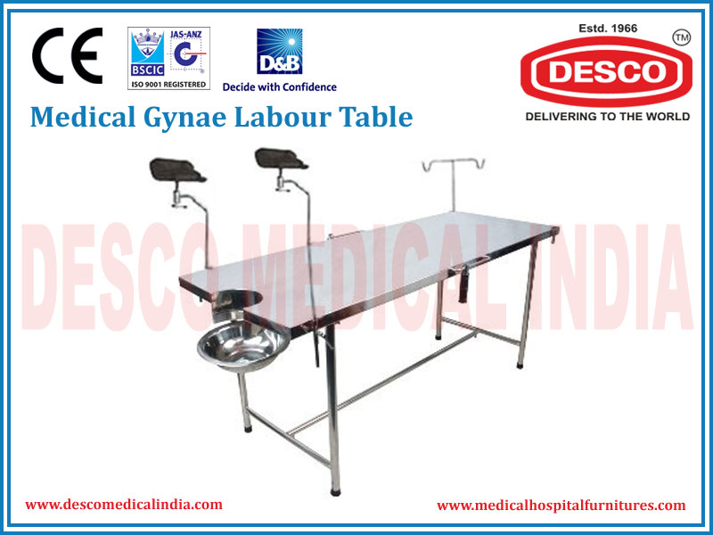 MEDICAL GYNAE LABOUR TABLE