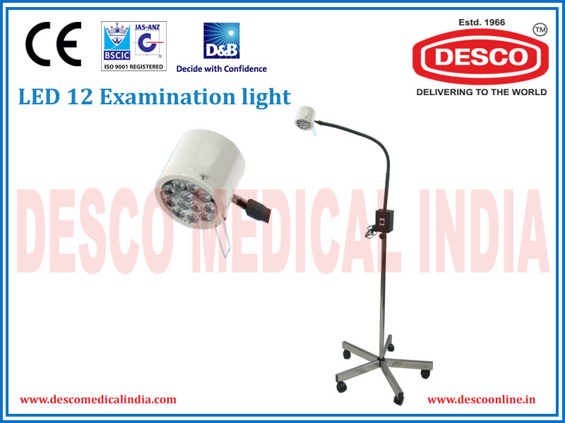 LED 12 EXAMINATION LIGHT