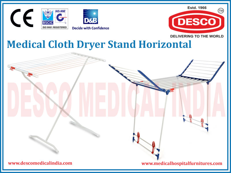 CLOTH DRYER STAND HORIZONTAL