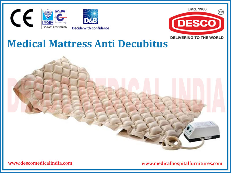MATTRESS ANTI DECUBITUS
