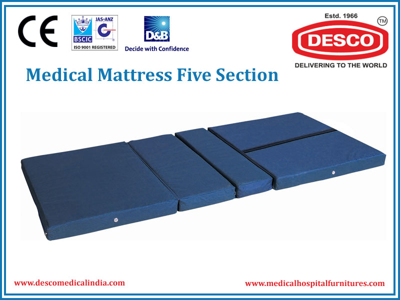 MATTRESS FIVE SECTION