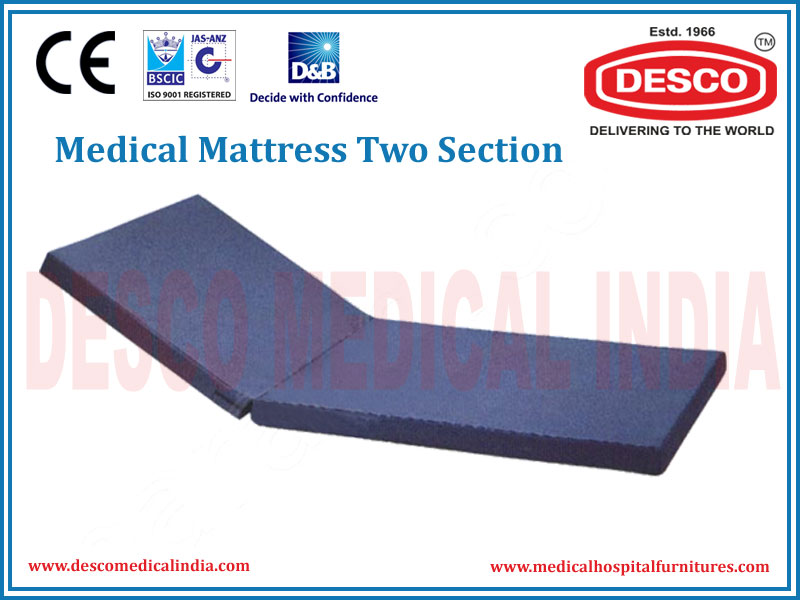 MATTRESS TWO SECTION