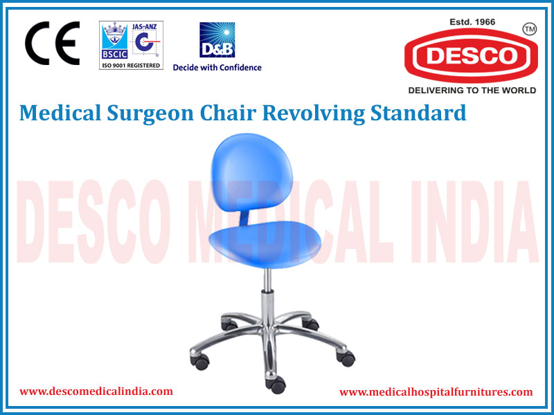 SURGEON CHAIR REVOLVING STANDARD