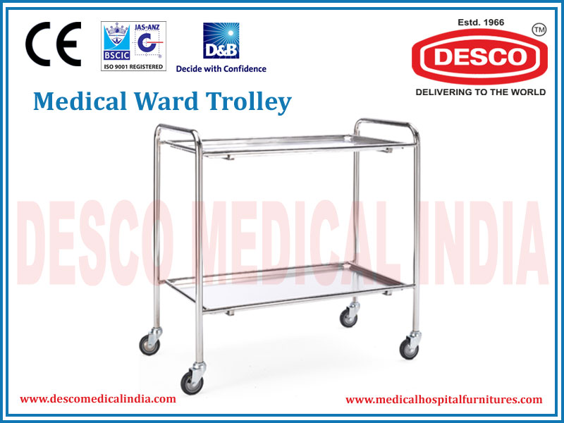 WARD TROLLEY
