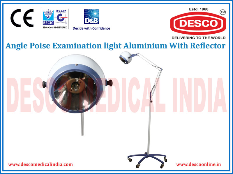 MOBILE SINGLE DOME ALUMINIUM WITH REFLECTOR