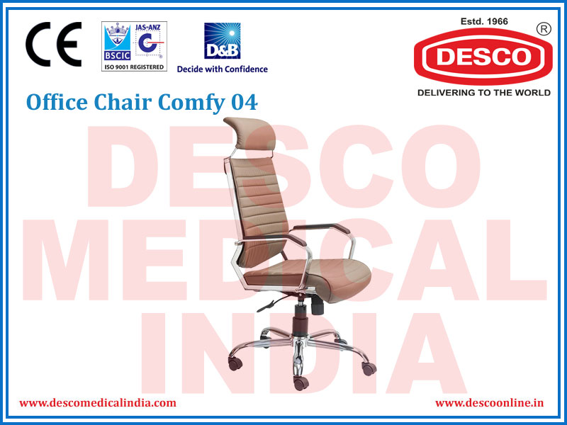OFFICE CHAIR COMFY 04