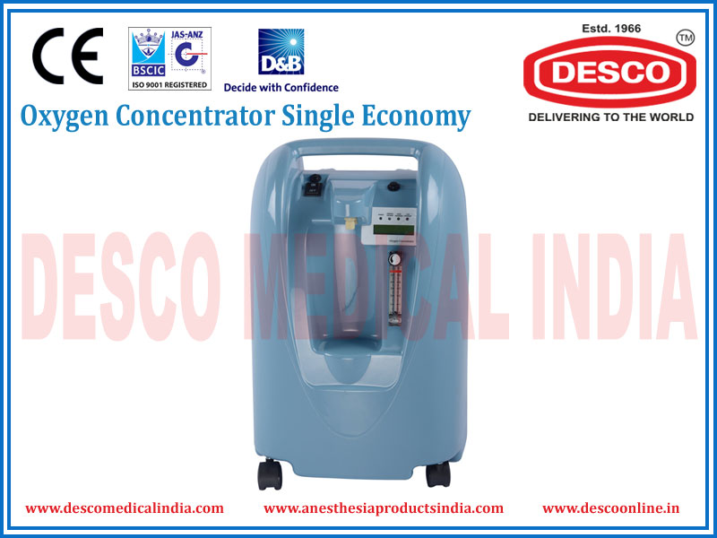 OXYGEN CONCENTRATOR SINGLE FLOW ECONOMY