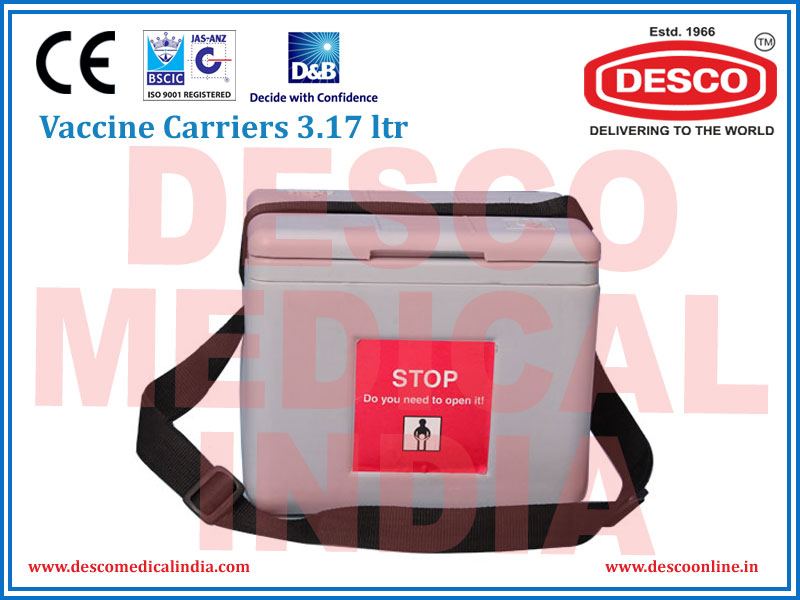 Large Vaccine Carriers Box 3.17 LTR