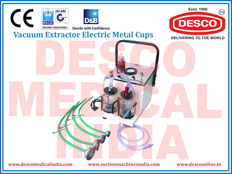 VACUUM EXTRACTOR ELECTRIC
