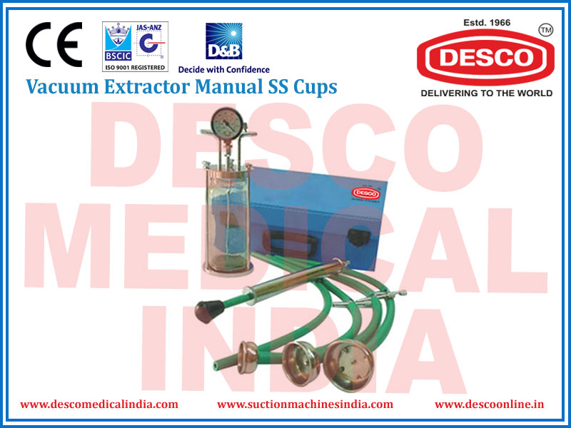 VACUUM EXTRACTOR MANUAL ECOVAC