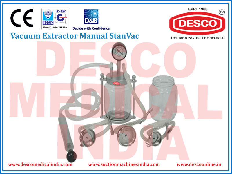 VACUUM EXTRACTOR MANUAL STANVAC