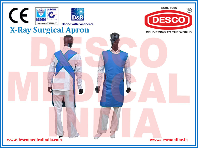 X-RAY SURGICAL APRON